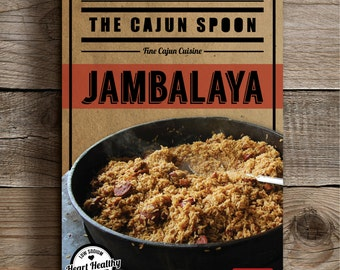 The Cajun Spoon Jambalaya Mix