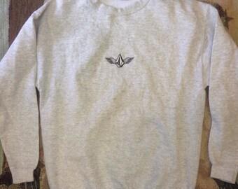 vintage volcom sweatshirt