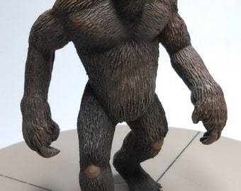 Sasquatch/Bigfoot Sculpture