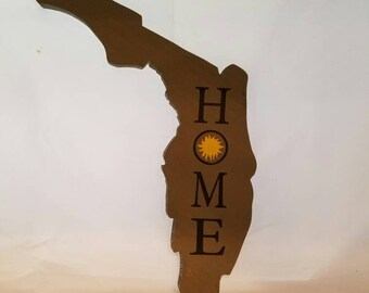 Florida HOME sign