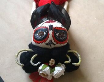 Mexican Katrina Doll