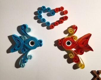 2 Fish in Love