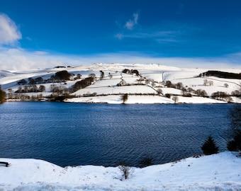 Upper Derwent Valley in Winter