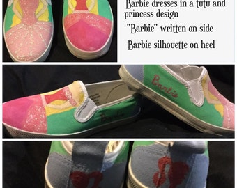 Barbie Shoes