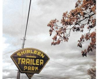 Shirleen Trailer Park by Dan Bell