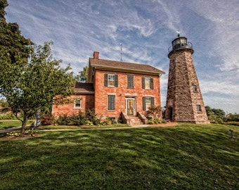 The 1822 Lighthouse, Rochester