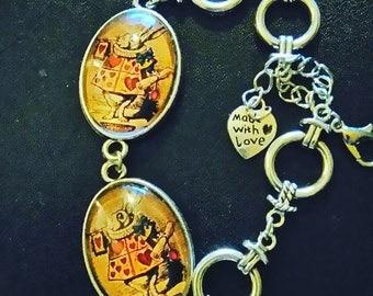 "Bracelet vintage ""alice"""