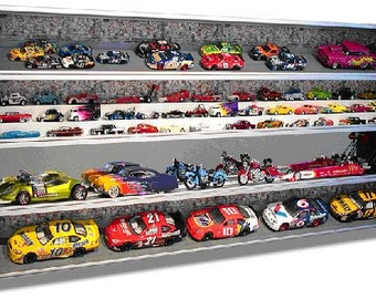 NASCAR Display case