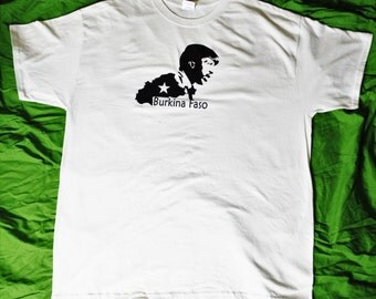 Thomas Sankara Black prints