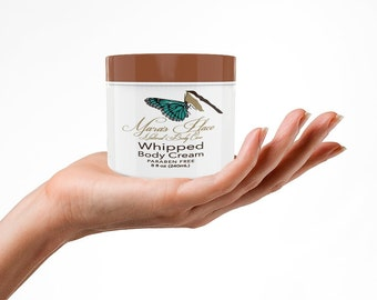 WHIPPED BODY CREAM 4 ozs