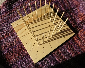 "Wooden Blocking Board 4""-10"""