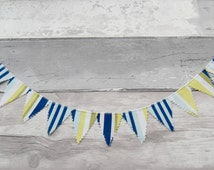 Unique Nautical Bunting Related Items Etsy