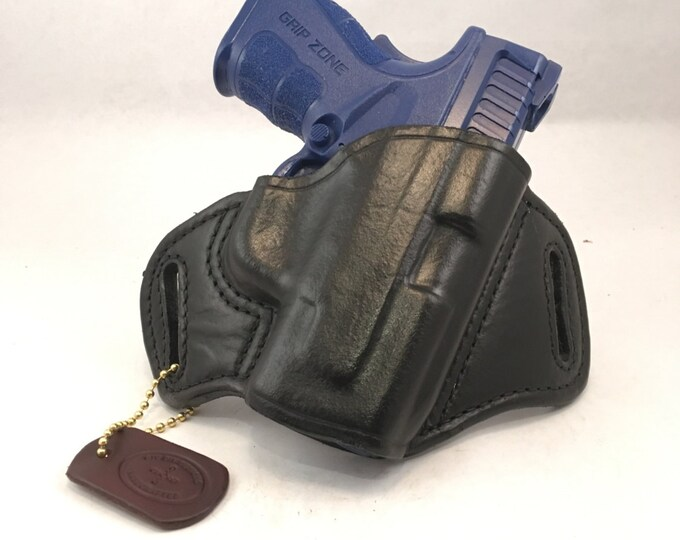 Springfield XD MOD 2 .40/9MM Sub-Compact - Handcrafted Leather Pistol Holster