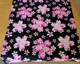 Sakura Cherry blossom Table Runner