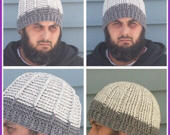 Big Joe Reversible Hat Crochet Pattern