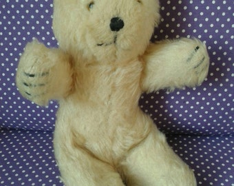 WENDY BOSTON washable Teddy bear.