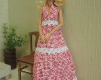 Barbie Clothes, Barbie Dress, Handmade, Doll Clothes
