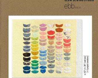 EBB by Carolyn Friedlander - Slow Sewing Studio pattern