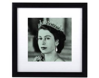 Queeny Print