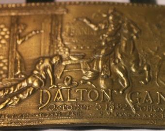 Dalton Gang Belt Buckle