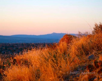Nature Photography, Landscape, New Mexico, Sunset View, Mountains, Albuquerque, Sandia Mountains