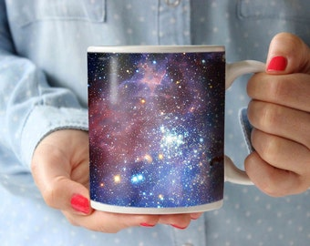 Coffee Mug   Space Galaxy Universe Mug   Funny Coffee Designer Mug   Birthday Gift Idea For Him, Her   Home Office Decor   Cute Tea Cup