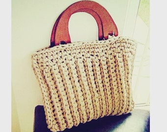 INSTANT DOWNLOAD crochet pattern handbag, Clutch bag