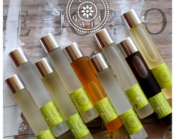 10 Bottles Of 100% Pure Essential Oils :) YOUR CHOICE, over 80 oils...;)