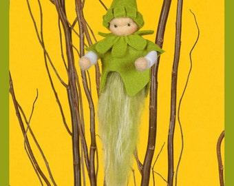 Chantelle blossom Green