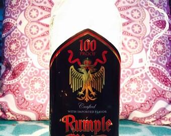Rumpleminze - Bottle Lamp