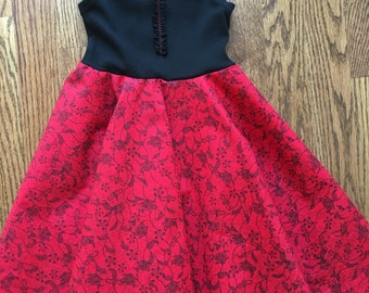 5t twirl dress
