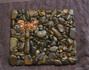 Rock Art - Stone Placemat