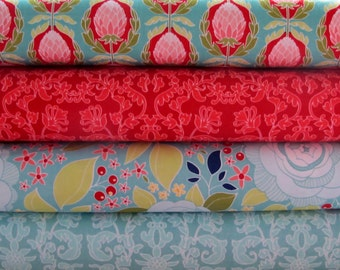 Riley Blake Into the Garden by Amanda Herring Fabric Bundle