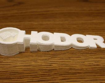 Hodor Door Stop - Stark