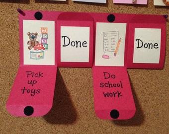Fun Chore Checklist