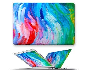 macbook pro hard case rubberized front hard cover for apple mac macbook air pro touch bar 11 12 ...
