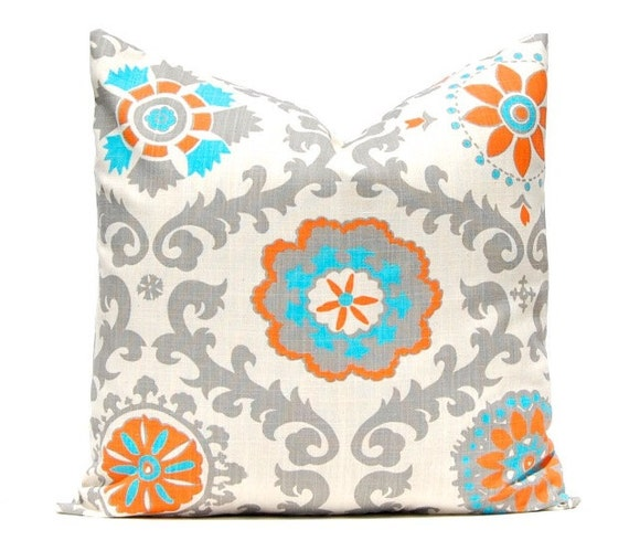 couch pillows turquoise throw pillows by texturedcreations435