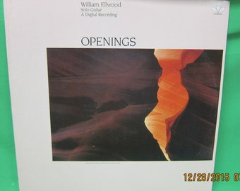 "William Ellwood ""Openings"" - Narada Records"