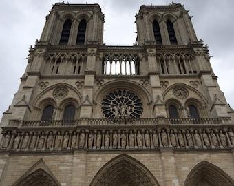Paris #635 - Notre Dame Cathedral, Paris, France