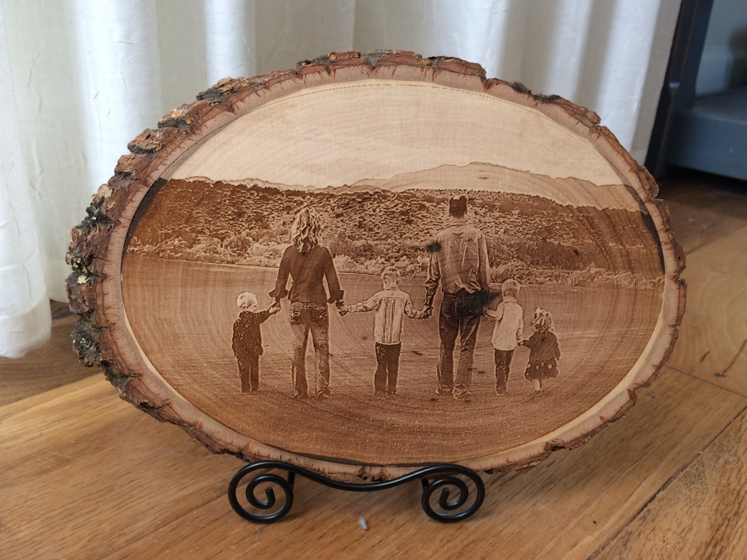 Wood Wedding Gift Ideas: Custom Photo Gift Mom Mothers Day Gift By SweenksCustomLaser
