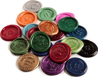 Premade Sealing Wax Impressions 25mm