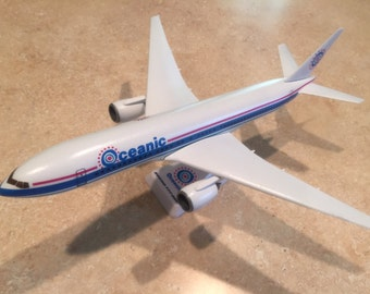 Oceanic 815 plane 777-200- 1/200