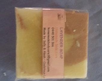 Lavender Coconut Cream Soap