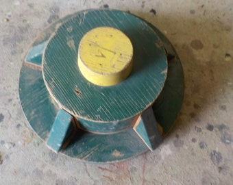 Medium Circle Industrial Mold