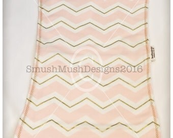 Burp Cloth/ Baby Burp Cloth/ Trendy Burp Coth