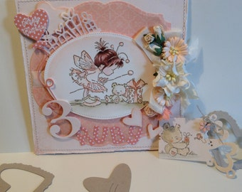 Fairy Wishes Birthday Card