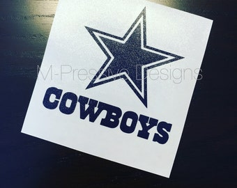 Dallas Cowboys Inspired Decal