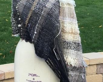 Saori Hand woven wrap