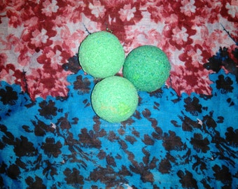 Green Apple Orchard Bath Bomb