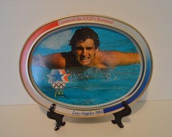 1984 McDonald's Olympic Tray